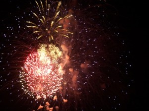 Favorite Photos Firework Show