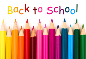 Top Ten Tips for Going Back to School