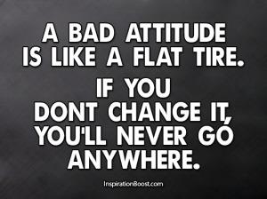 Having the Right Attitude in Sports