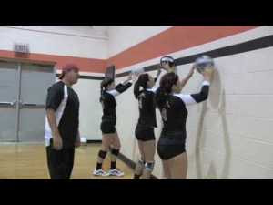 A Setter's Warm-Up/Workout