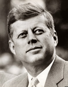 Bright and Dark: A JFK Poem