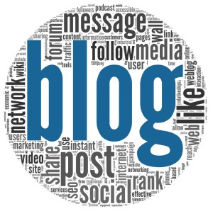 It's a Blogiversary!