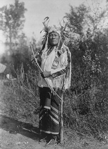 The Hidatsa Indians