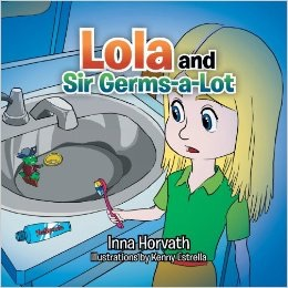 Lola and Sir Germs-a-lot