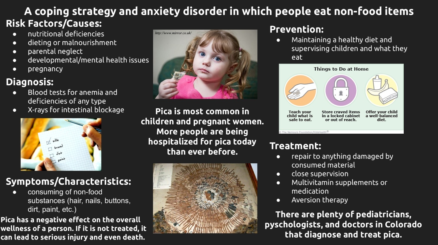 Pica disorder Archives - These Are a Few of My Favorite Things